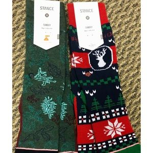 NWT Women's holiday socks 2 pairs 🎄🎄🎄🎄
